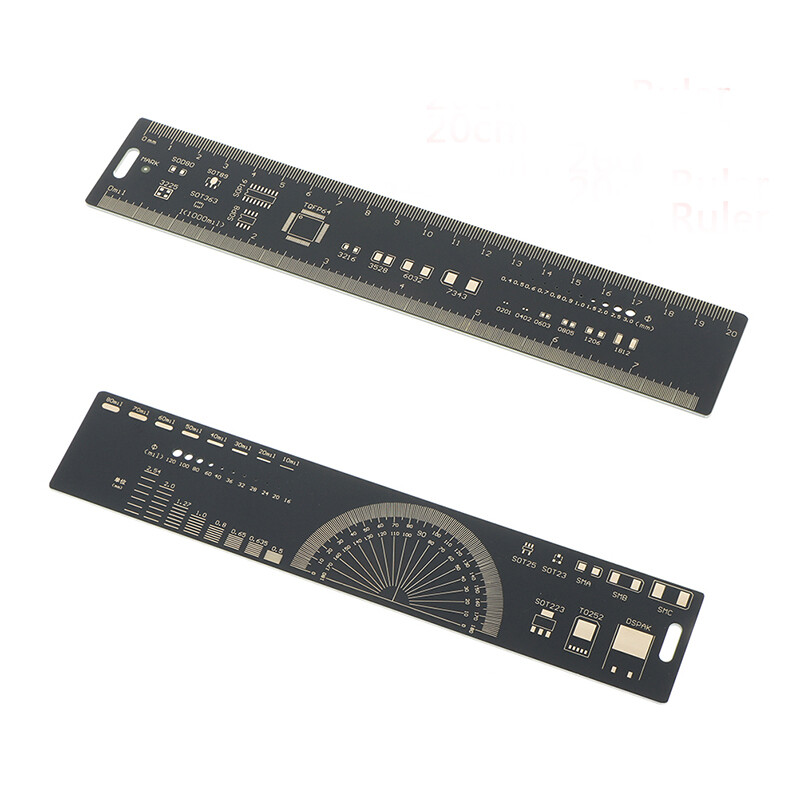 Rigla PCB, 20cm