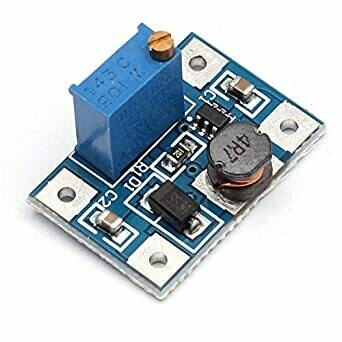Modul ridicator tensiune SX1308, 2-28V, 2A, 1.2MHz