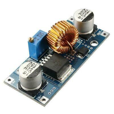 Modul coborator tensiune XL4015, 8-36VDC, 5A, 75W