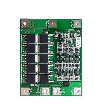 Modul BMS 4S, 40A, 16.8V