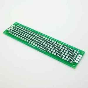 Placa PCB prototipare fata dubla, 7x9cm