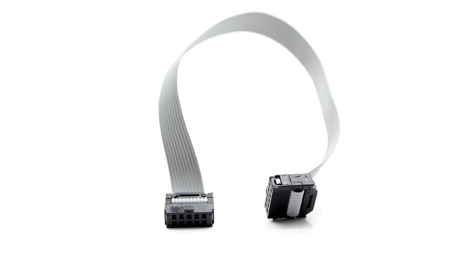 Cablu panglica 10 pini, 50cm