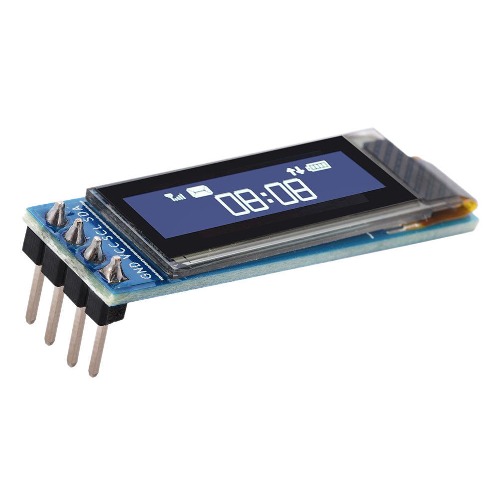 "Display OLED IIC I2C 0.91"" 128x32"