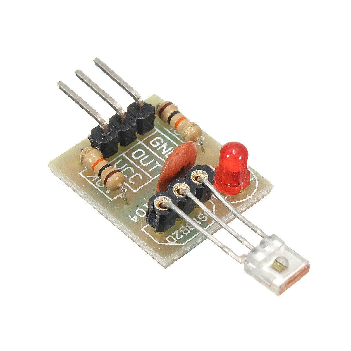 Modul receptor raza laser