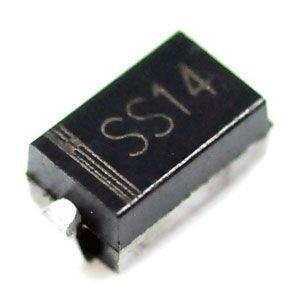 Dioda Schottky 1N5819 SMD SS14 40V