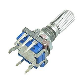 Encoder rotativ cu click 20mm EC11