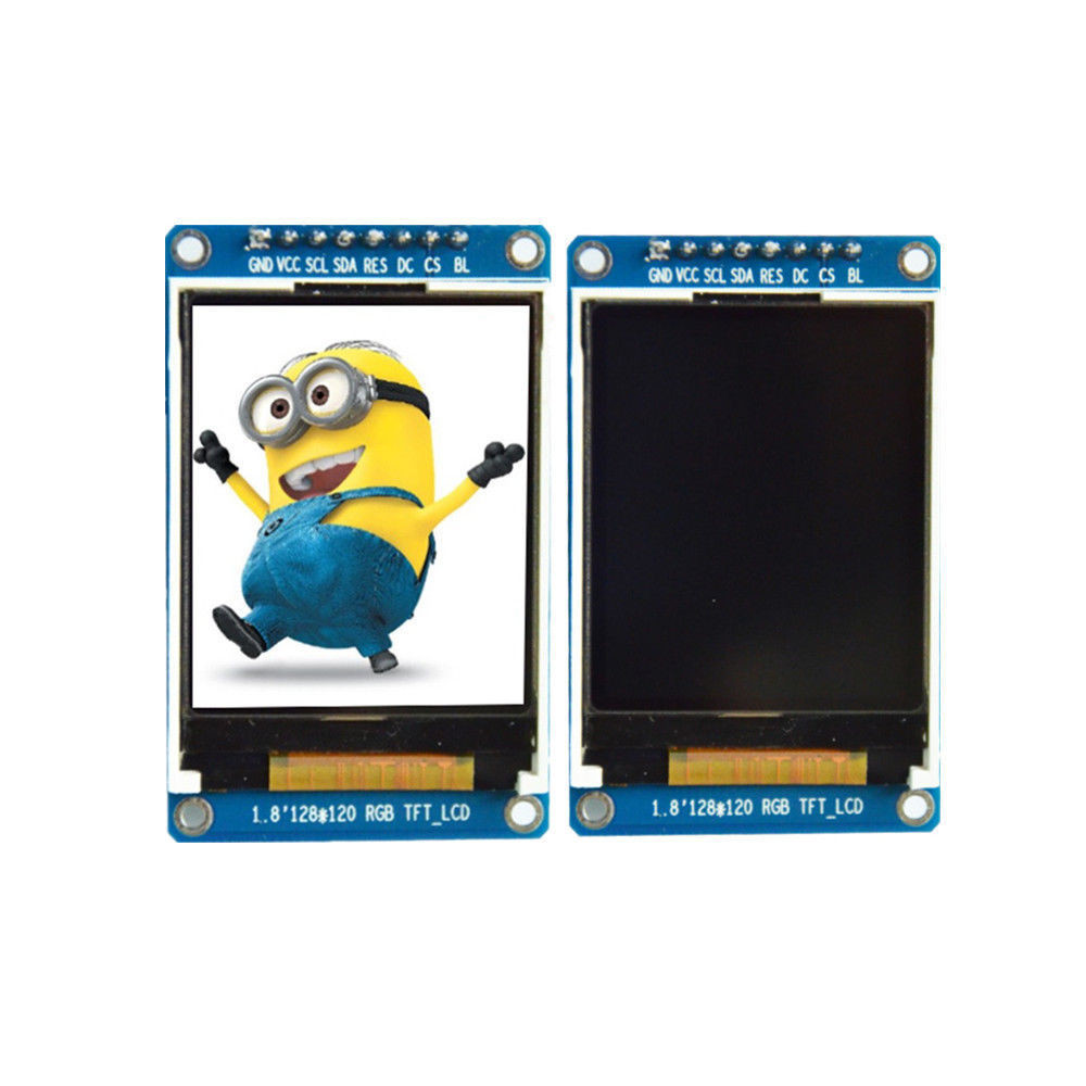 "Display Color 1.8"" TFT LCD"