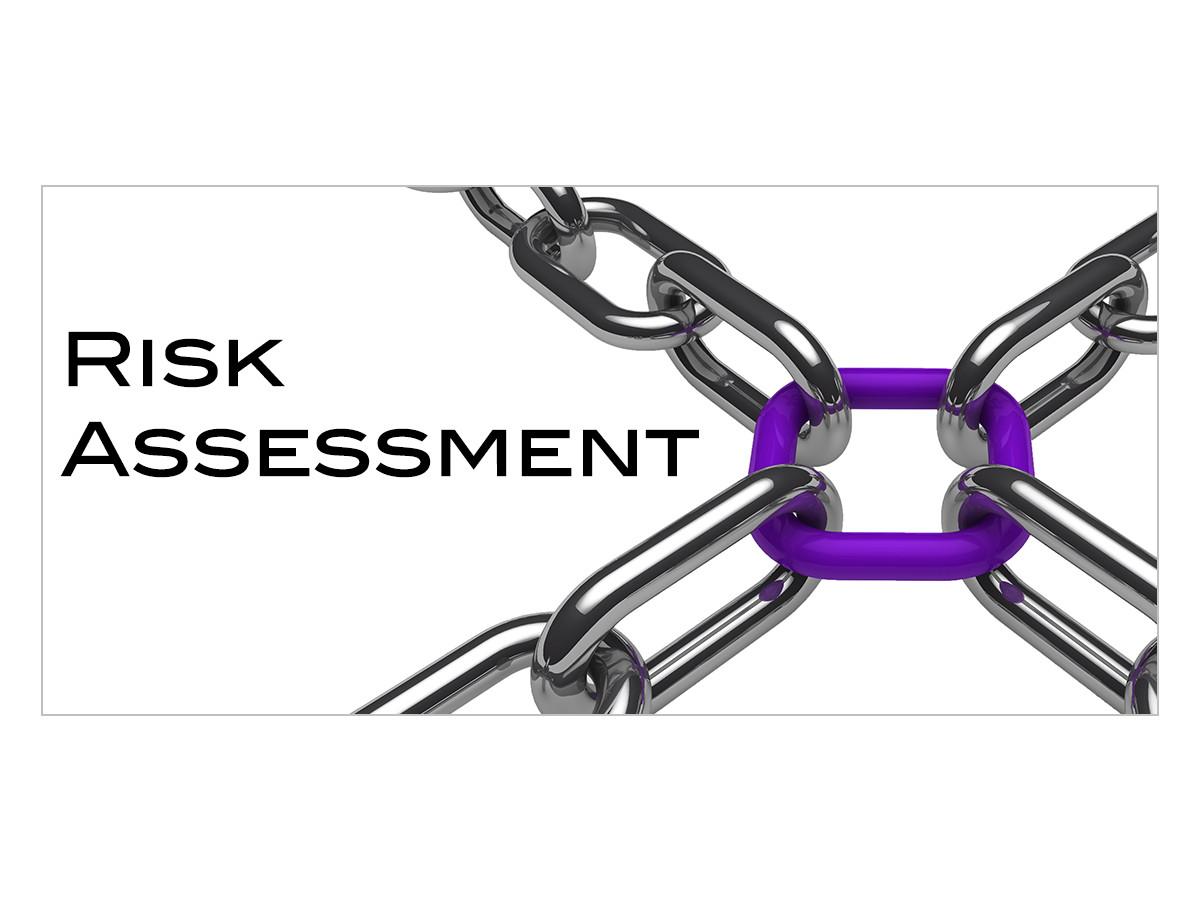 Risk Assessment - rate per sqm