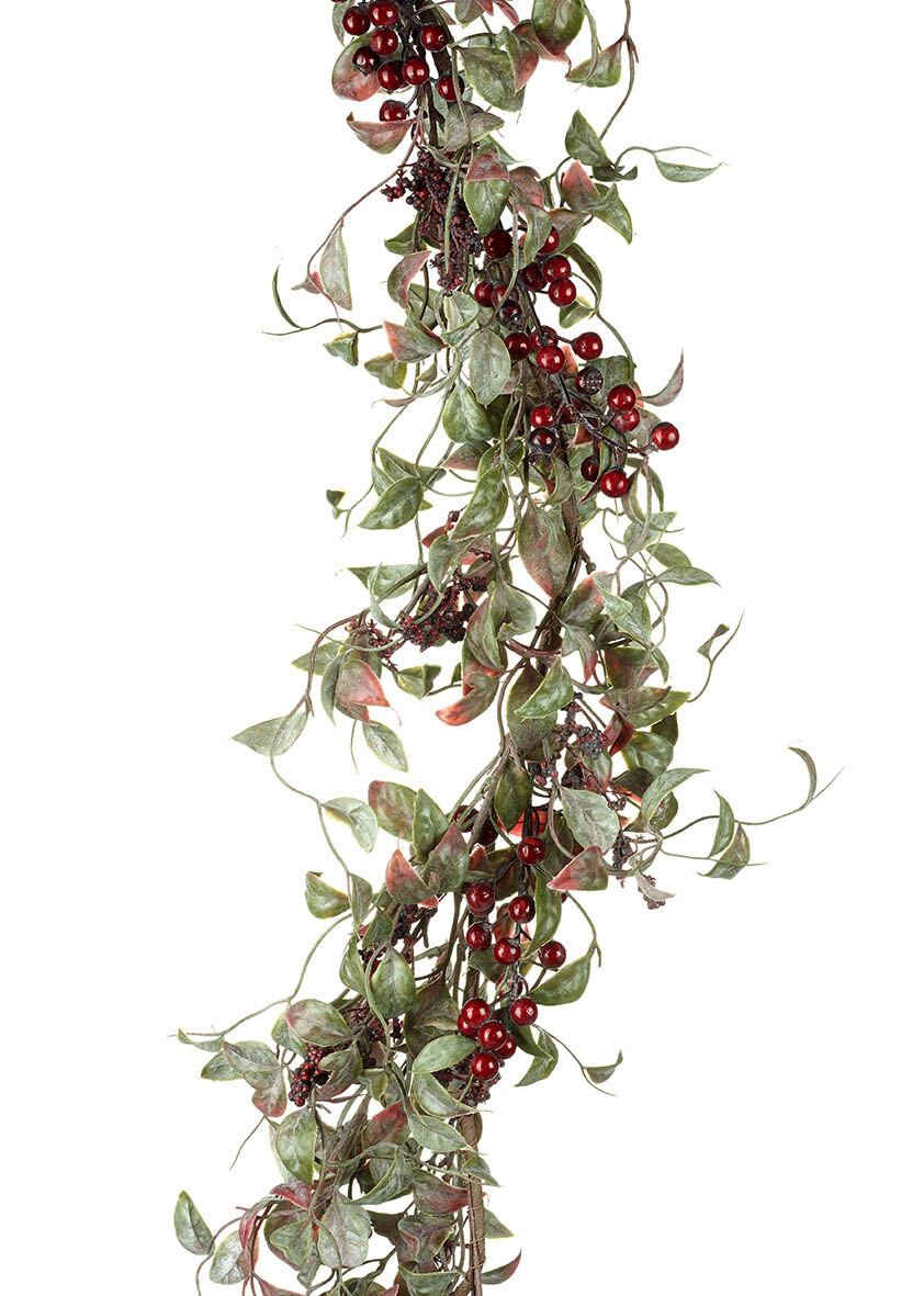 Red Berry Garland 150cm