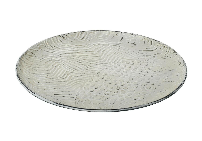 Safari display tray white & greys