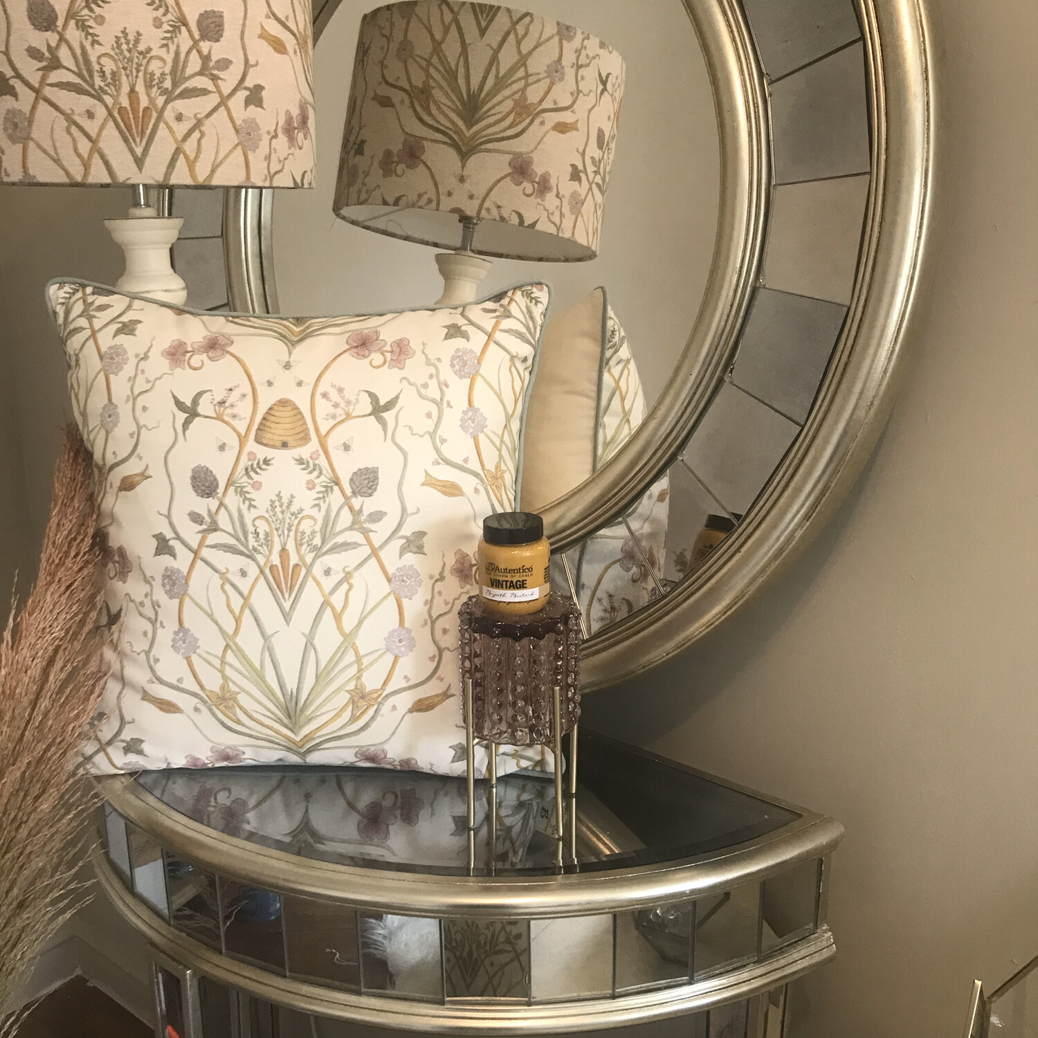 Escape To The chateau Potagerie  Lampshade 30cm
