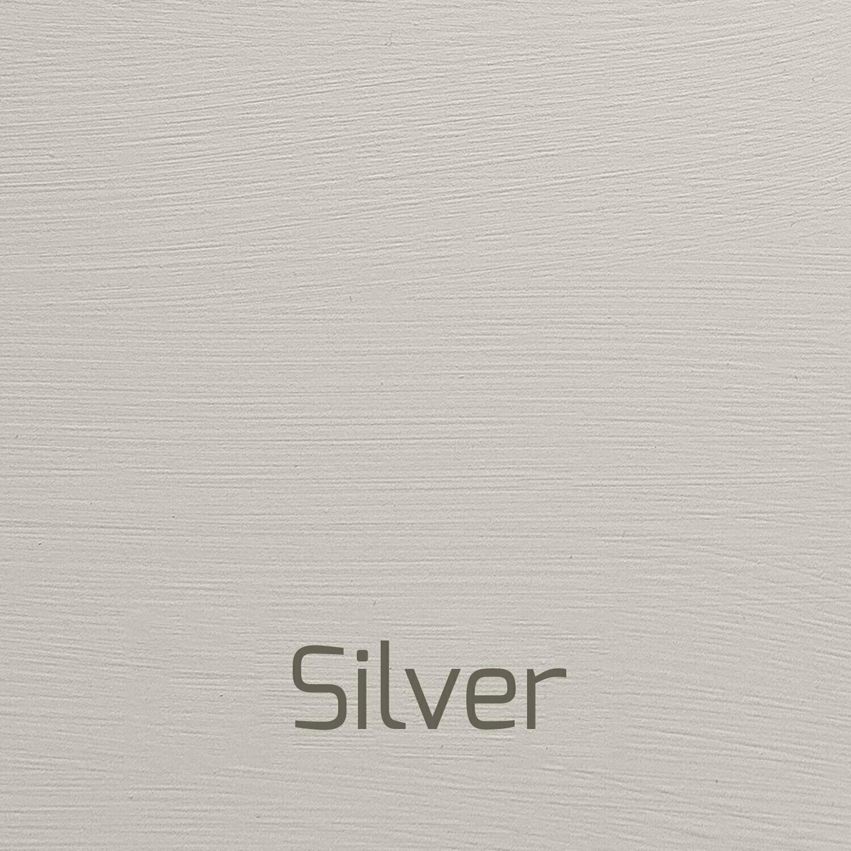 Silver Autentico Paint