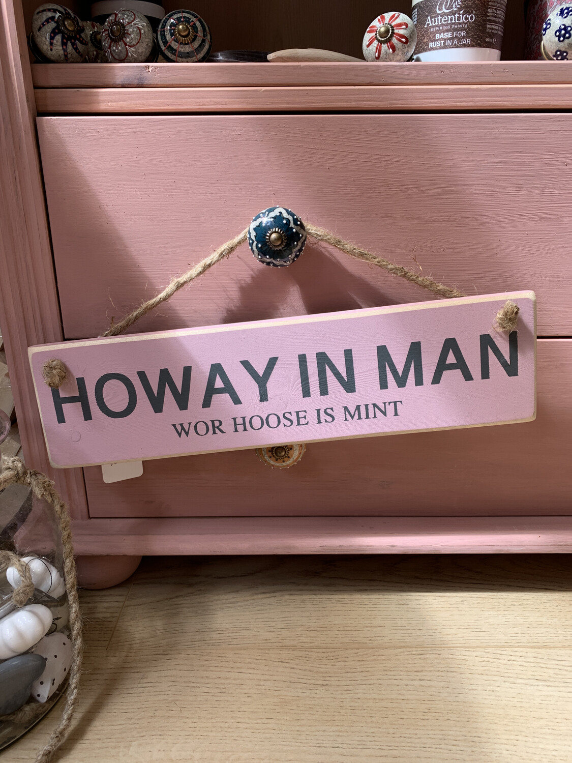 Howay In man - Pink