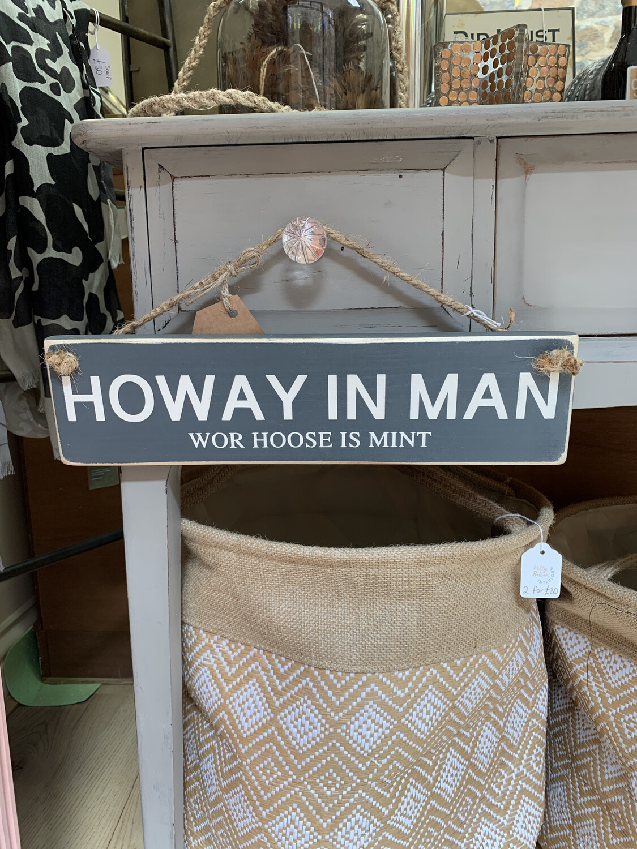 Howay In man - Grey