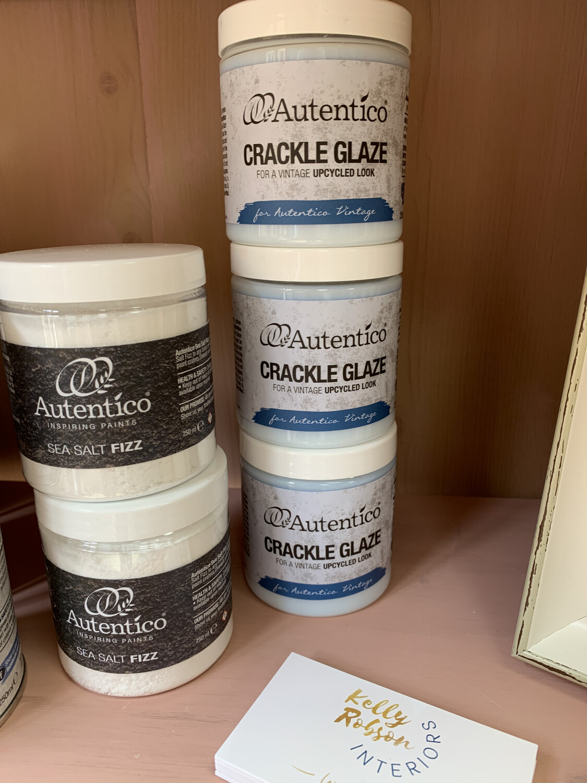 Autentico Crackle glaze - 250ml