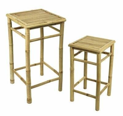 Bamboo table - Tall