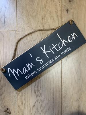Mams Kitchen - Grey