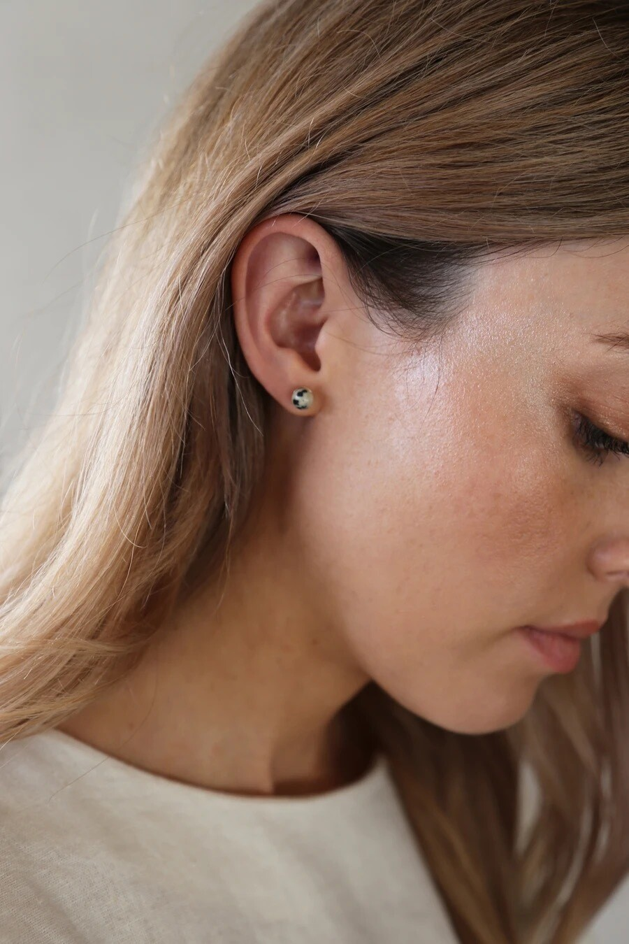 Desert Earrings Gold