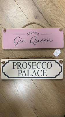 Prosecco Palace Ivory