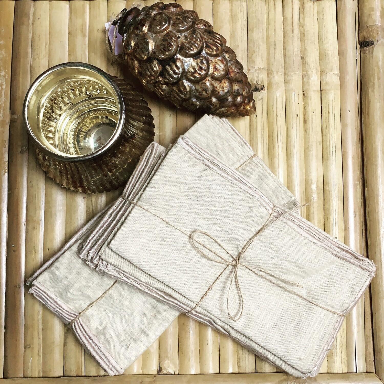 Linen Napkin Set Of 6