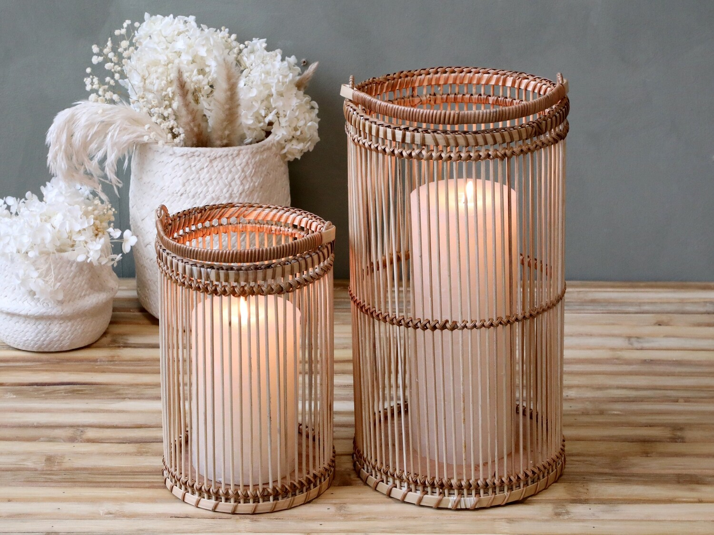 Lantern in Bamboo