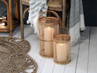 Lantern in Bamboo - Large