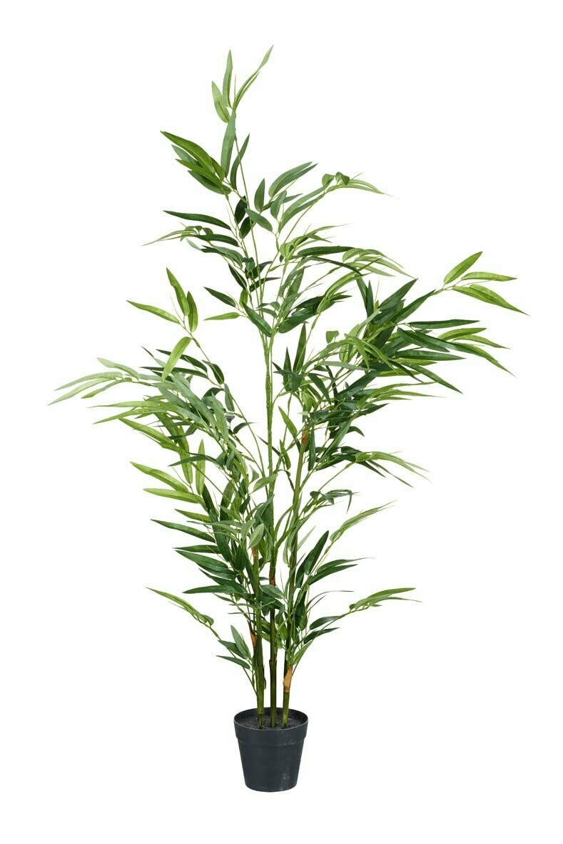 Tall Faux Bamboo Plant