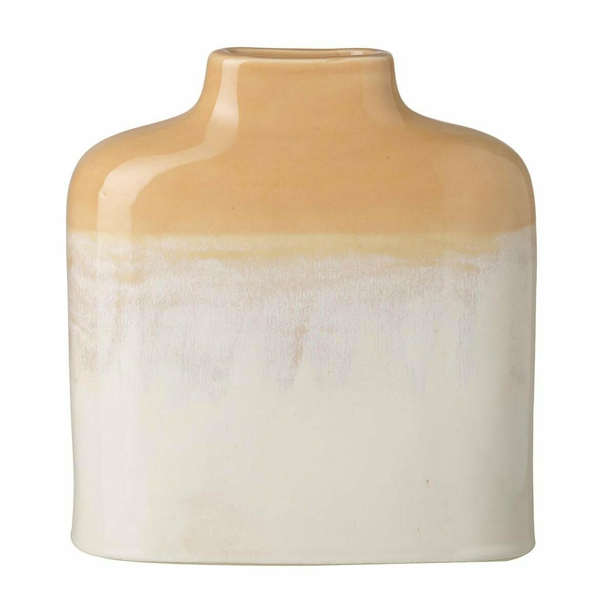 Peaches & Cream Wide Vase - Large