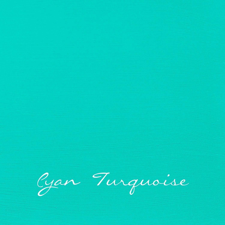 Cyan Turquoise Autentico Paint