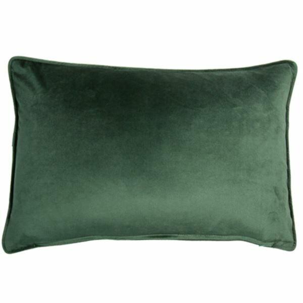 Emerald Green Velvet Cushion