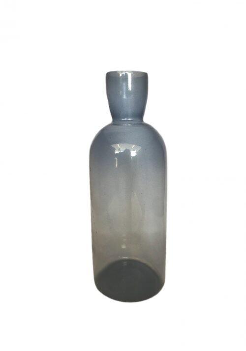Smokey Blue Vase