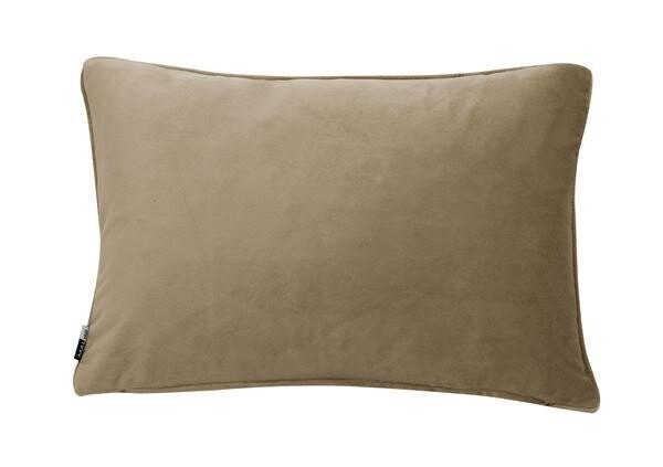 Champagne / Taupe Rectangular Cushion
