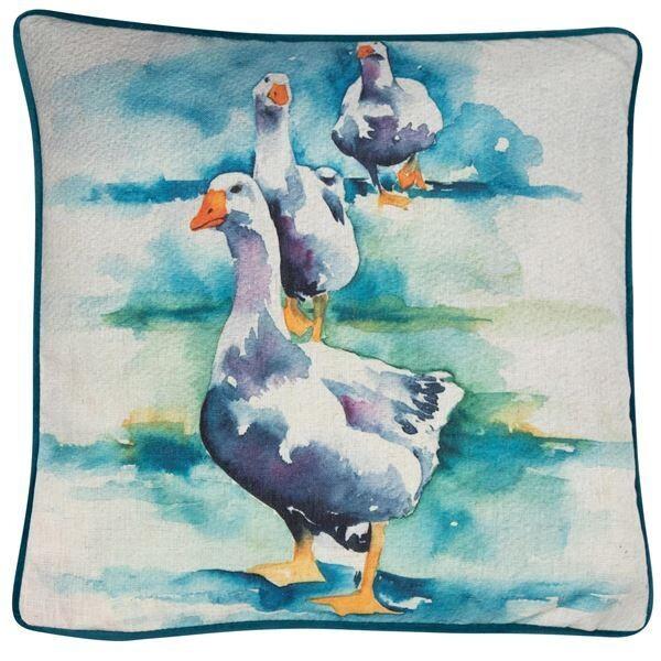 Goose Gander cushion