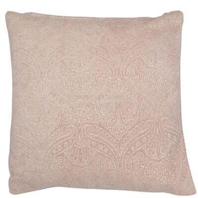 Blush Damask Cushion