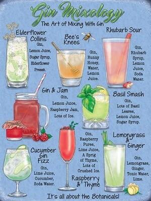 Gin Mixology
