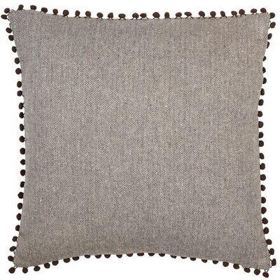 Tweed Herringbone Cushion