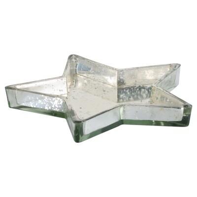 Silver Star Display Dish