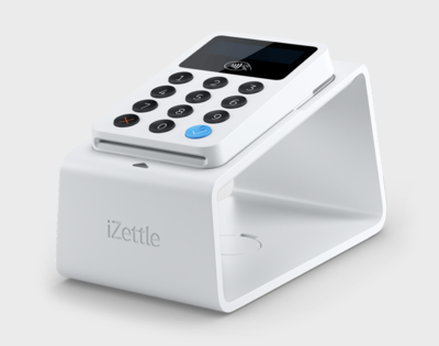 iZettle Reader + Dock
