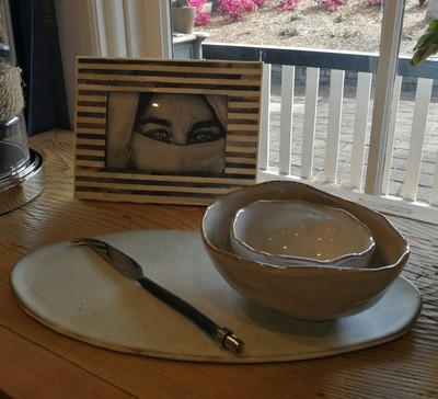 Organic Ceramic Servingware