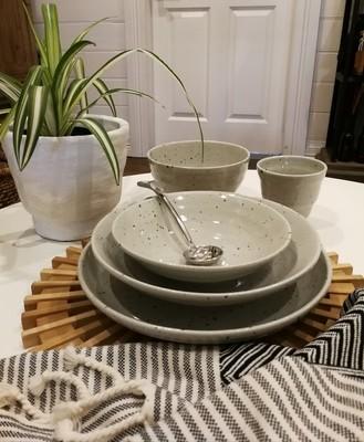 Speckled Pattern - Ceramic Dinnerware