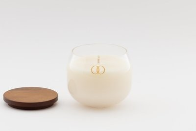 Luxe Scent Orb Soy Candle - Refill