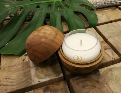 Luxe Scent Orb Soy Candle
