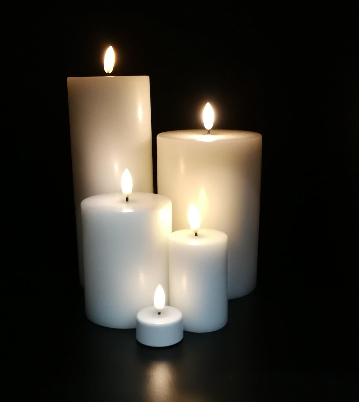 LED Wax Candle
