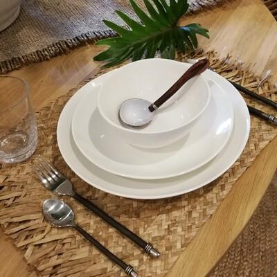 Forged Steel Cutlery Set x 4