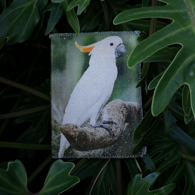 Australian Sulphur Crested Cockatoo Journal