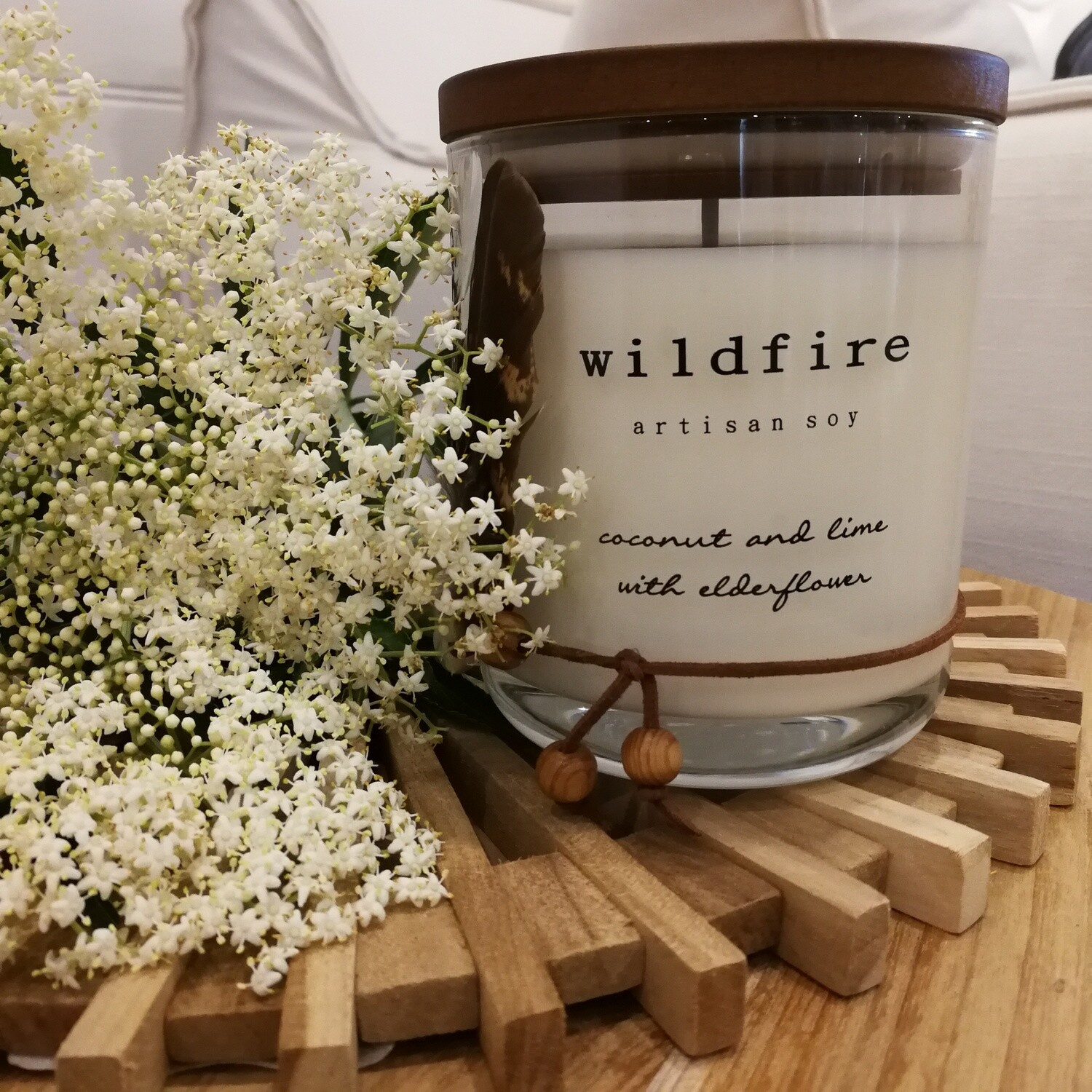 Wildfire Artisan Soy Candle