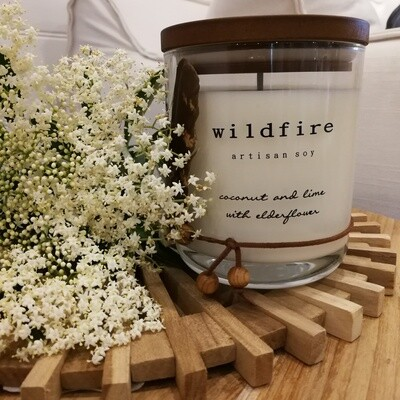 Wildfire Artisan Soy