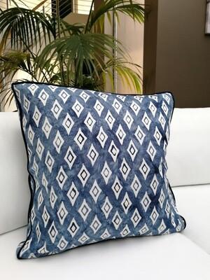 Tribal Diamond Cushion