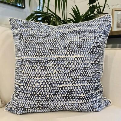 Fish Scale Cushion