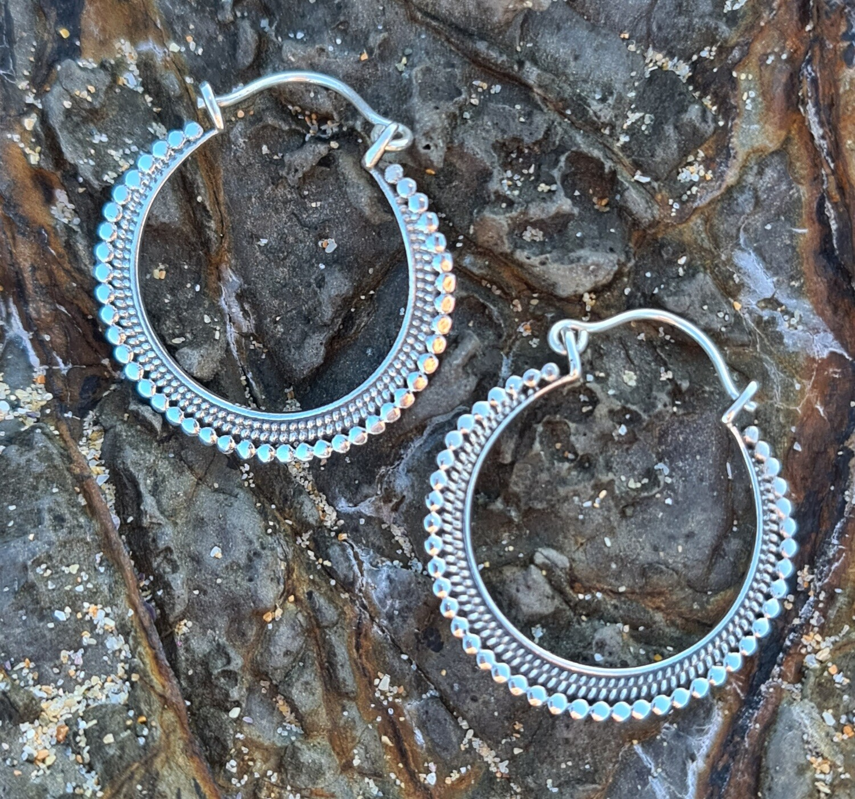 Daliah Hoop Earrings